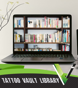 Tattoo Book Library