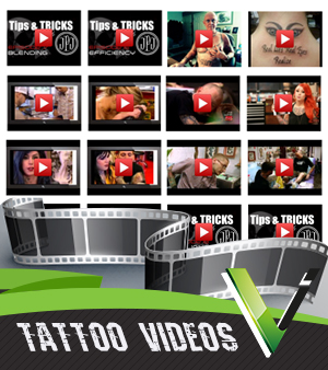 Tattoo Videos and Shows
